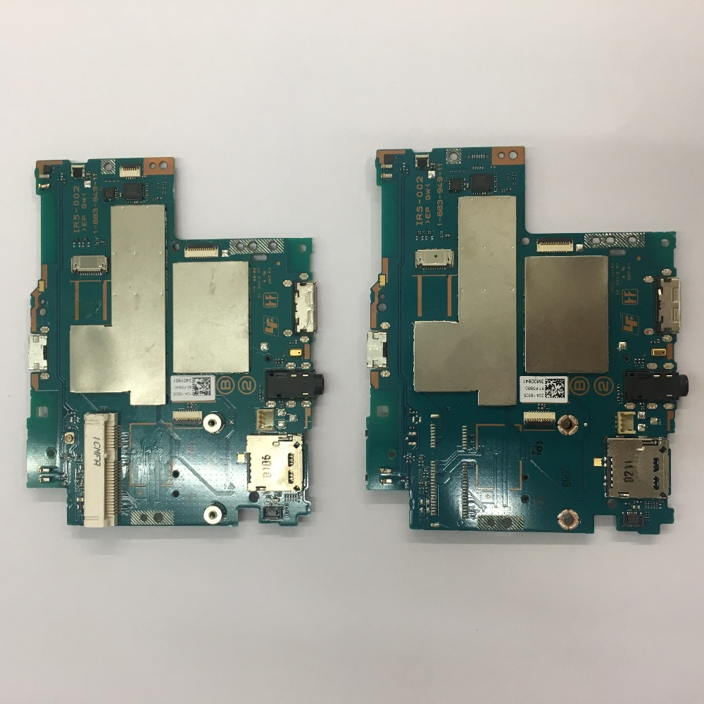 Less Than 36 Original Usa Version Mainboard Pcb Board Motherboard Controller Repair Parts Ribbon Circuit M Type For Ps2 Replacement Psvita 1000 Psv Ps Vita In Accessories From