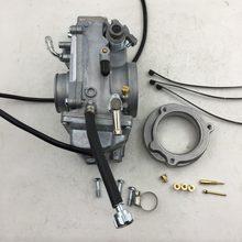 Frete grátis carburador carb modelo hsr TM42-6 42mm para harley mikuni evo evolução twin cam