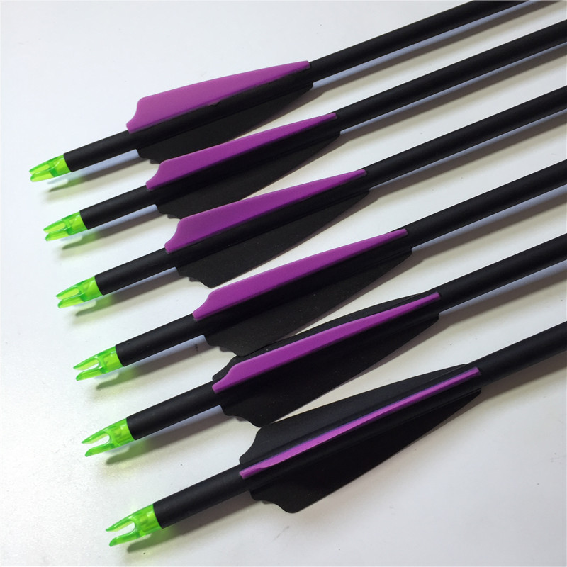 6Pcs Glass Fiber Sp 750 3 Inch Shield Cut Plastic Blade Feather And OD 7 8