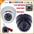 H.264 full hd 1080 p 1/2. 8 ''sony imx322 megapixel câmera ip Visão Nocturna do IR Indoor Dome Câmera de Segurança CCTV Onvif XMEYE P2P