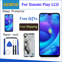 Screen Xiaomi Mi Play LCD Display Digitizer Assembly Touch Screen Replacement 5.84 Xiaomi Mi Play LCD Mi Play LCD Screen