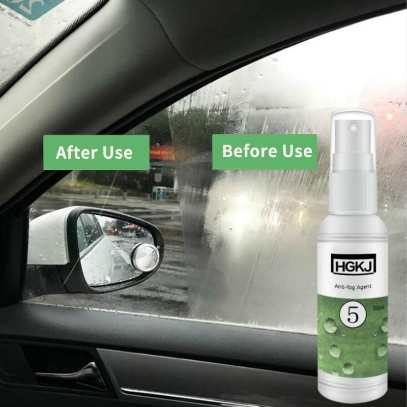 20/50ml Waterproof Rainproof Anti-fog Agent Glass Hydrophobic nano Coating spray For Car Windscreen Bathroom Glass Mobile Screen Mitsubishi Pajero
