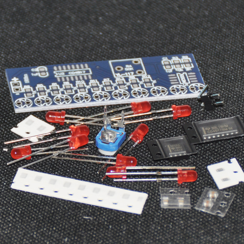 Electronic Counter Circuit Electronic Counter Circuit