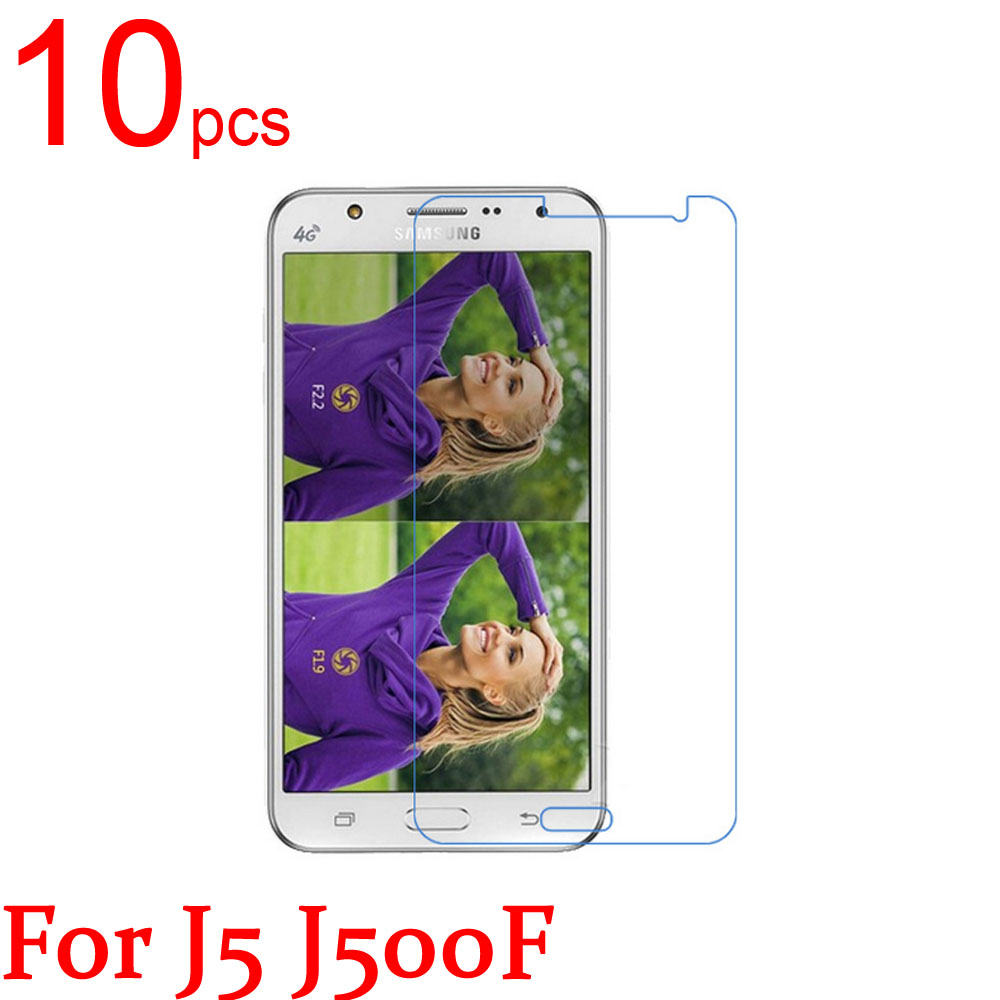 10pcs Ultra Clear/Matte/Nano LCD Screen Protector Film Cover For samsung Galaxy J1 J2 5 J7 J100F J200F J500F J700F J1 ACE Film