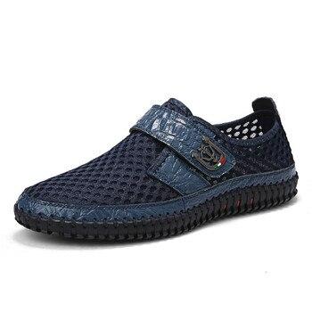 2019 Summer Breathable Men Hiking Shoes Outdoor Men Sneakers Climbing Shoes hombre Sandals Men Trekking Water Sandals