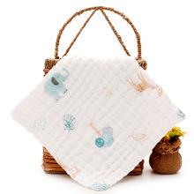 5 sztuk wysokiej gęstości sześć-historia mycia gaza śliny ręczniki do twarzy najlepiej sprzedający się nowy dla dzieci ślinią się ręcznik miękkie chusteczka myjka dziecięca tanie tanio 100 bawełna 4-6 miesięcy 0-3 miesięcy 13-18 miesięcy 19-24 miesięcy 7-9 miesięcy 2 lat w górę 10-12 miesięcy MJBE-5006