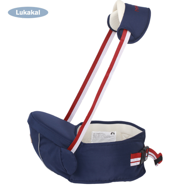 Baby Carrier Hipseat 2-24 Months Baby Sling Breathable Waist Stool Walkers Hold Waist Belt Kangaroo Belt Kids Infant Hip Seat
