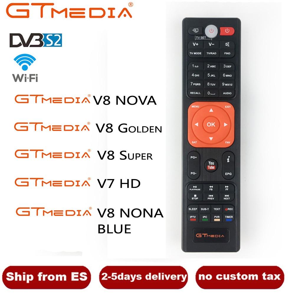 HD Satellite TV Receiver Remote Control for Gtmedia v8 nova and freesat V8 Super V8 Golden V8 nova V9 Super V7 HD