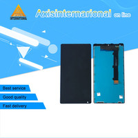 Axisinternational Lcd Screen Display Touch Panel Digitizer With Frame For 6 4 Xiaomi Mi MIX Black