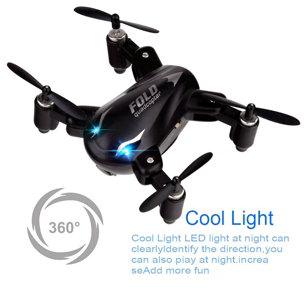 SongYang X31 Mini Foldable RC Quadcopter 2.4G 4CH 6-Axis Speed Switch With 3D Roll RC UFO Aircraft  RTF