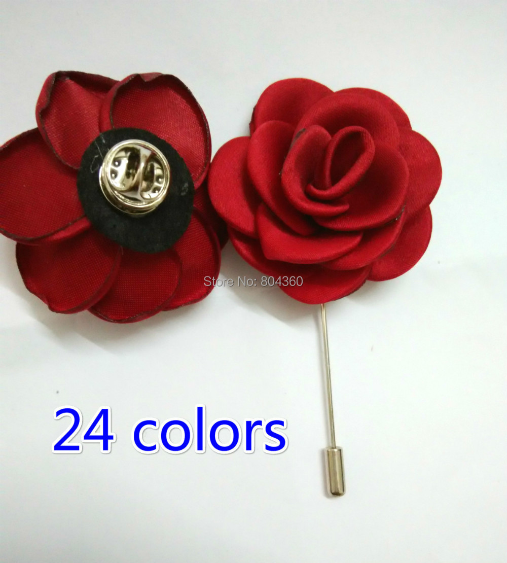 Lapel flower pins mens rose brooches groom and best men lapel flower pins mens rose brooches groom and best men boutonnieres in brooches from jewelry accessories on aliexpress alibaba group mightylinksfo