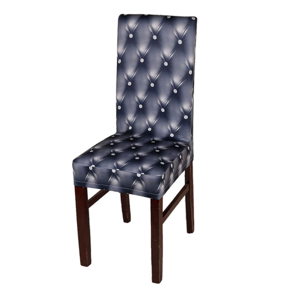 Dining Chair Cover Elastic Cover for Chair Dining Room Modern Slipcover Chair Cover Wedding Seat Slipcover Furniture Covering