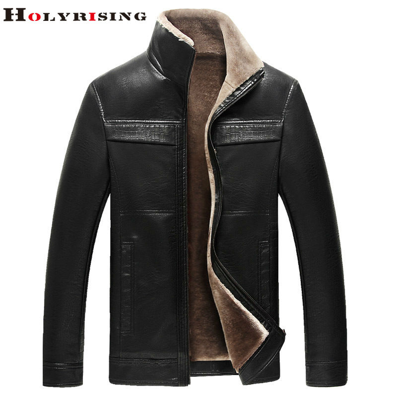 men leather jacket europe style classic 2017 winter men 39 s. Black Bedroom Furniture Sets. Home Design Ideas
