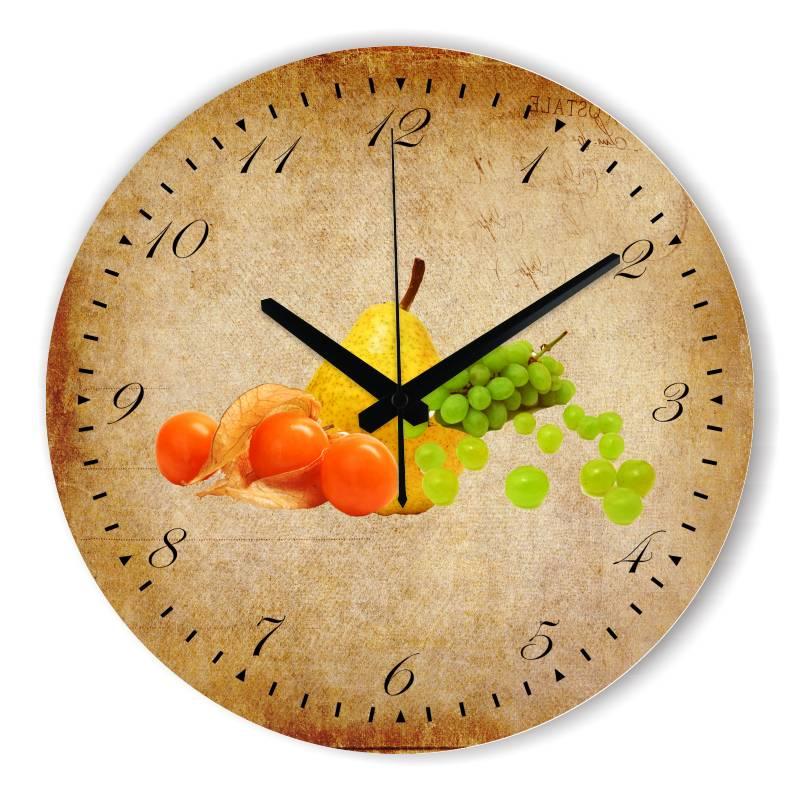 Comprar moderno 3d frutas cocina reloj de - Comprar mecanismo reloj pared ...