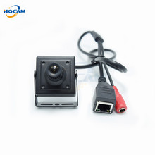HQCAM 720P 960P 1080P 3MP 4MP 5MP ONVIF P2P אבטחה מקורה מיני ip מצלמה DIY אבטחת CCTV מעקב 25fps xmeye נסתרת