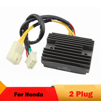 Motorcycle voltage rectifier For Honda FJS 400 Silverwing FJS 600 1/2/D3/D4/D5/D6 Silverwing(Non ABS 256mm front disc) FSC600
