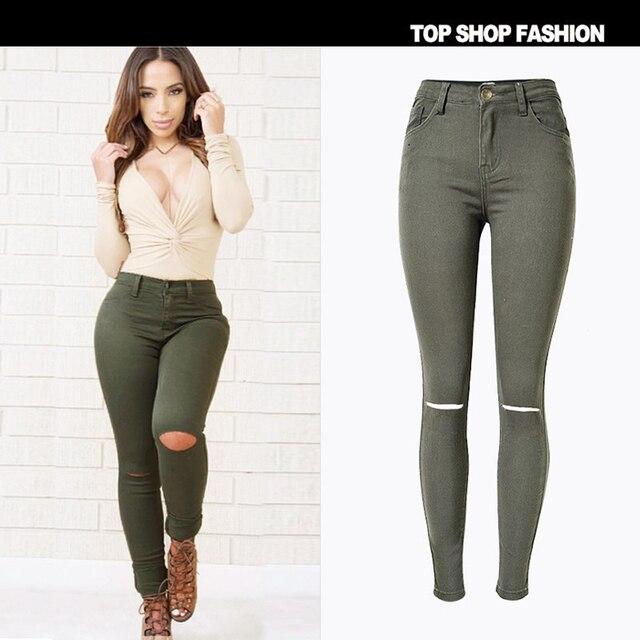 2017 new jeanswomen fashion sexy jeansbig size skinny vintage