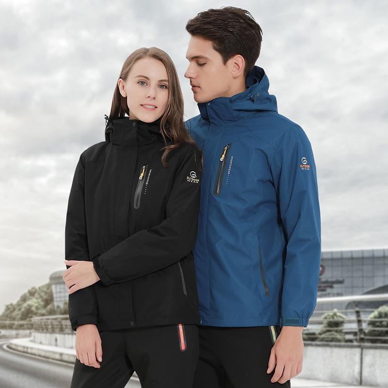 Brand Ski Jacket Women Snowboarding Jackets Warm Snow Coat Breathable Windbreaker Waterproof Skiing Jackets Female