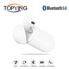 Wireless Earpiece Bluetooth Earphones Earbuds Headset With Mic Noise Reduction Stereo Portable Handsfree bluetooth