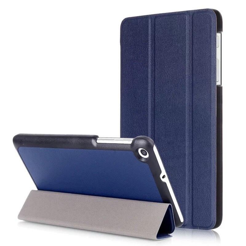 Cas de Couverture Pour Huawei Mediapad T2 7.0 BGO-DL09 L03 7 cas Smart cover En Cuir De Protection Mediapad T17 T1 7.0 pouces Tablet Couverture