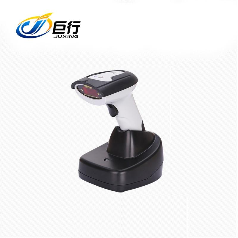 3900W Wireless Laser Barcode Scanner Wireless Laser Barcode Reader Scanner Portable Bar Code Gun for Supermarket
