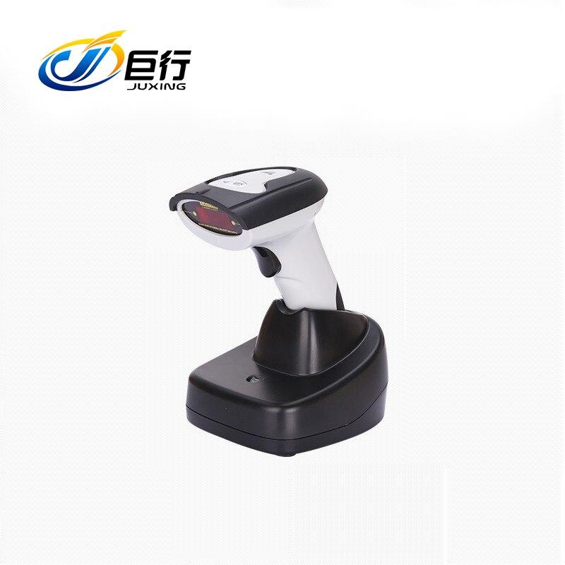 3900 Вт Беспроводной сканер штрихкодов Беспроводной лазерный сканер штрих-кода Портативный штрих-код пистолет для супермаркета pos Системы