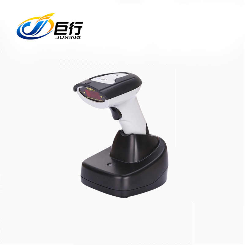 3900W Wireless Laser Barcode Scanner Wireless Laser Barcode Reader Scanner Portable Bar Code Gun for Supermarket Pos System