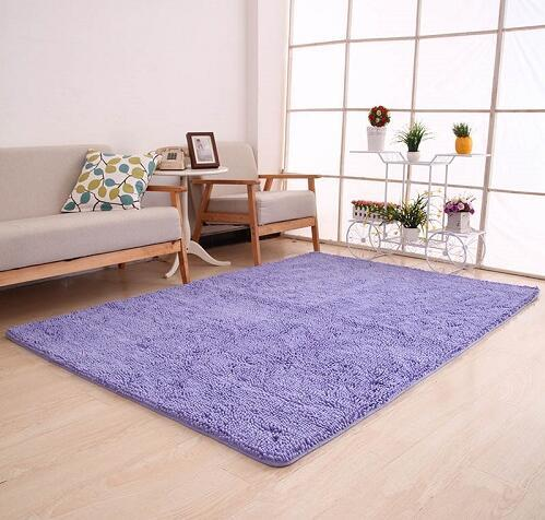 NEW 60*160cm/100*200cm Cheap Thicken Chenille Bath Mat, Bathroom Rug Carpet for Living Room Floor Mat Customizable Large Size