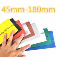 1meter 2:1 9 Colors 45mm 50mm 60mm 70mm 80mm 90mm 100mm 120mm 150mm 180mm Heat Shrink Heatshrink Tubing Tube Wire Dropshipping