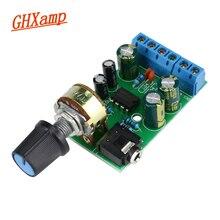 GHXAMP 2.0 Placa de Amplificador de Alta potência DC 2 v-12 v Estéreo de Dois Canais Amplificador Terminado Board Para micro-Pequeno Rádio 1 pc