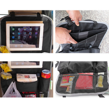 Auto Car Back Seat Organizer with Multi-Pocket Hanging Bag