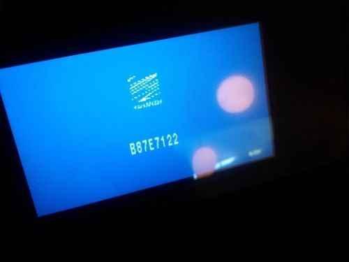 Оригинальный Для HP Designjet T120 T520 синий/зеленый экран решение ошибки зашифрованный чип CQ890-67097