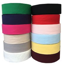3cm 50 meter Unfolded Cotton Bias Binding Tapes Patchwork Trim Covered Dresss-making Craft Upholstery Sewing Textile Webbing цена 2017