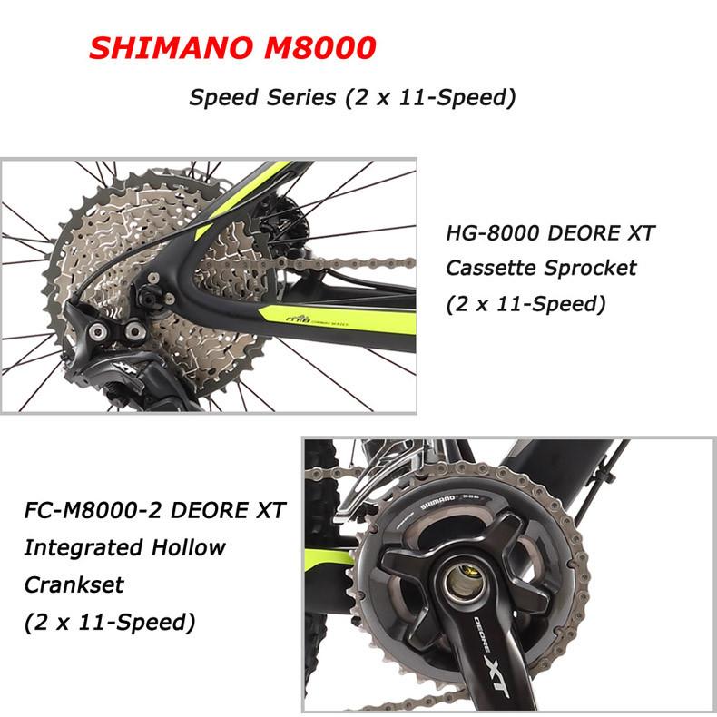 Mountain Bike 700 -9