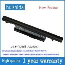 10.8 V 48wh AS10B61 New original laptop battery for Acer TimelineX 3820 3820T 3820TG 5820T 5820TGA 4820t AS5820 series