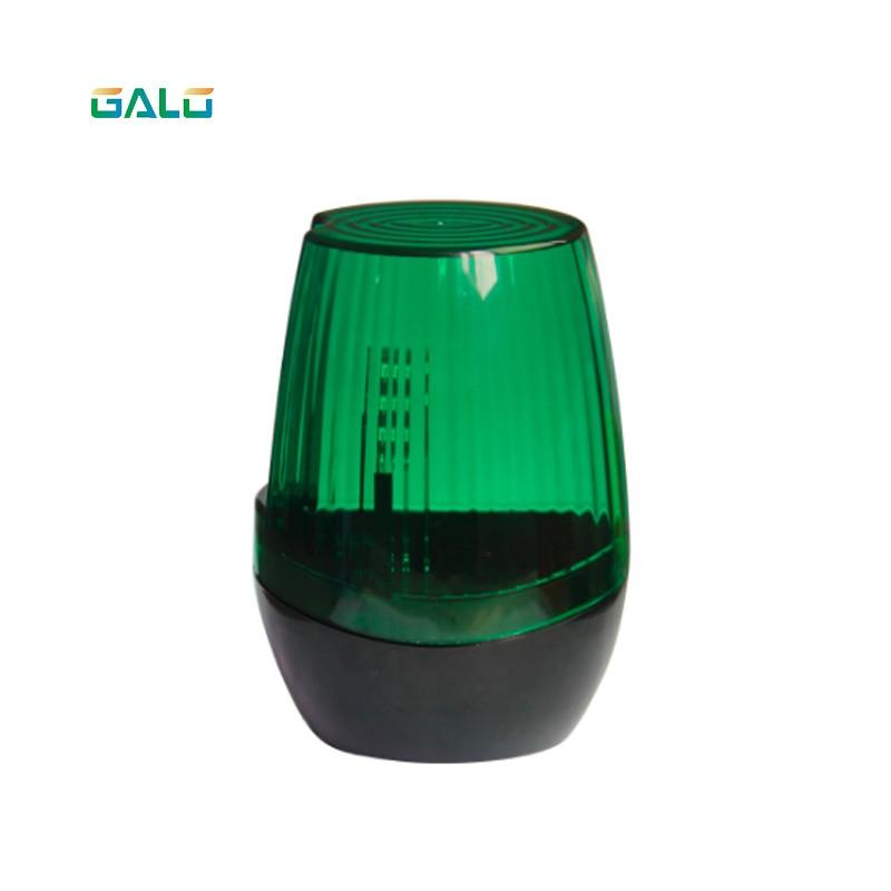 automatic gate alarm MINI lamp with led light