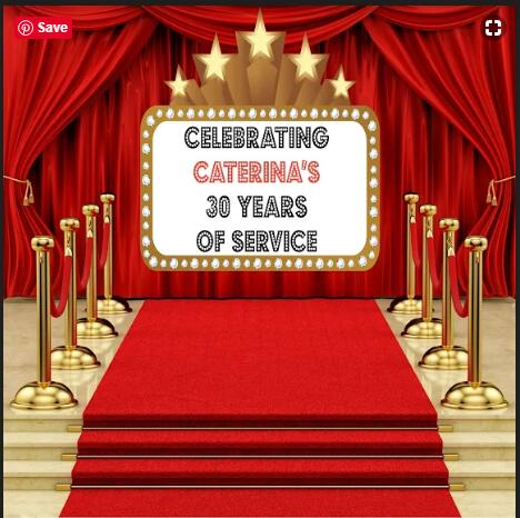 custom Gold Stage Hollywood Birthday Movie Red Carpet Star Curtains background Computer print party backdrop
