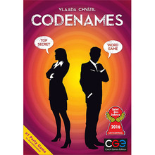 Confidential Action Codenames Board Game Family Friend Party Card puzzle