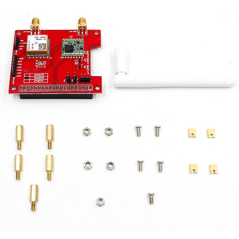 Ong distance sans fil 433/868/915 Mhz Lora et GPS Carte D'extension pour Raspberry Pi