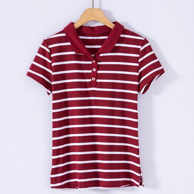 Summer Women Polo Shirts...