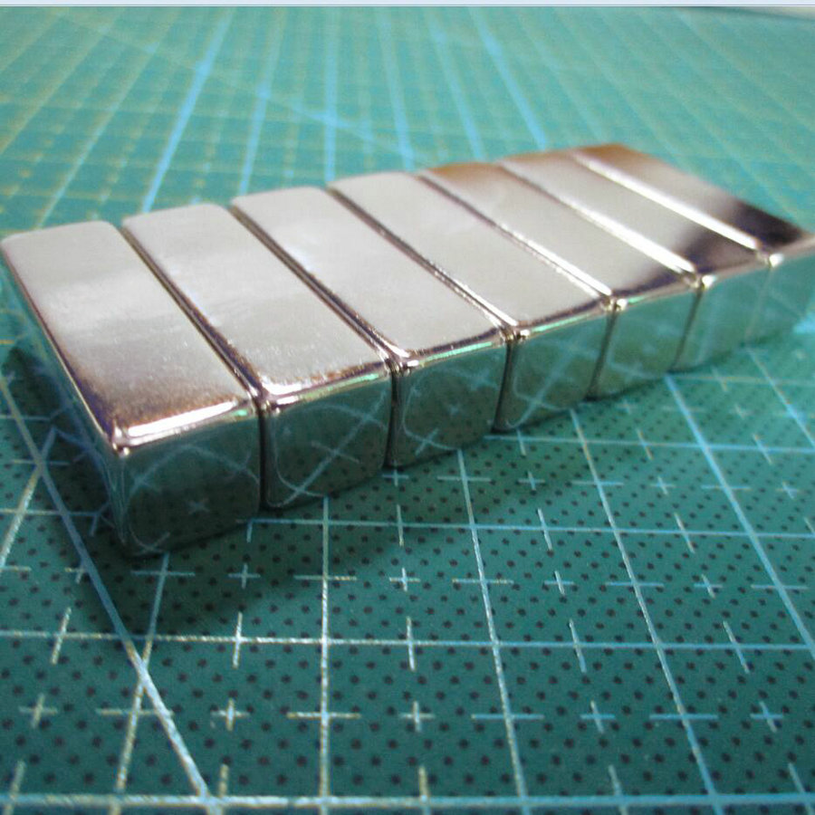 Super strong magnets for crafts - High Quality Super Strong N35 30 X 10 X 10mm Cuboid Block Craft Rare Earth Magnetic