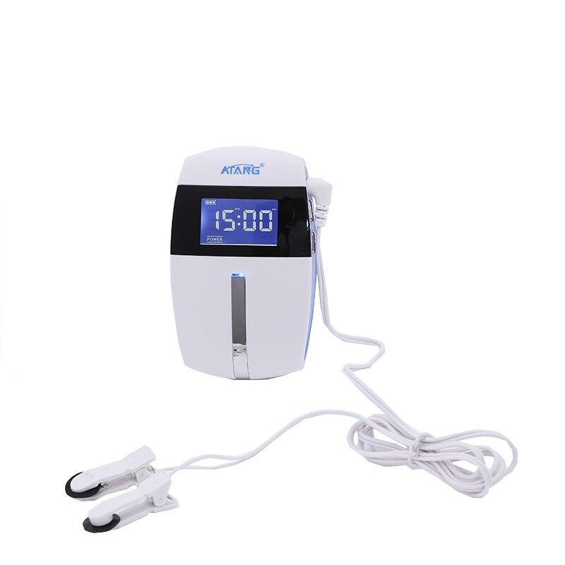 ATANG 2018 новый анти сна Электротерапия Альфа CES Stim устройство для тревоги бессонницы и депрессии лечение мигрень Neurosism