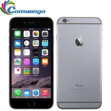 """Téléphone portable dorigine débloqué Apple iPhone 6 Plus 5.5 """"double cœur 16G/64GB/128GB Rom IOS iphone 6plus 8MP caméra 4K LTE vidéo"""