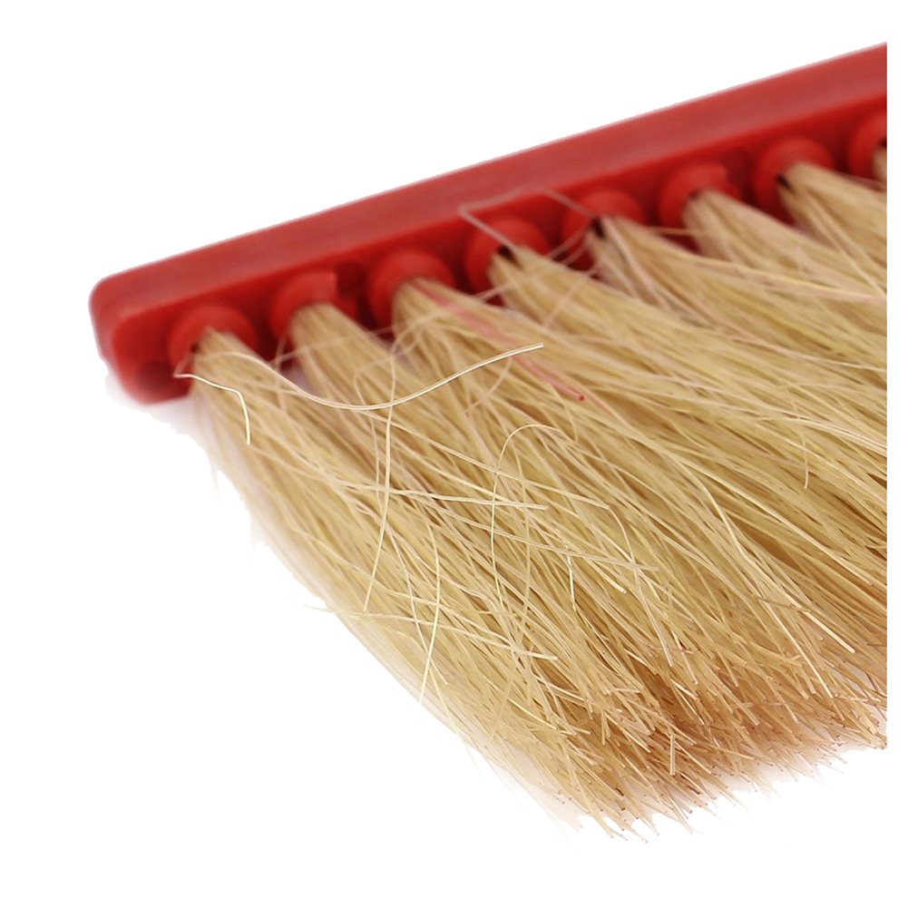 HOT GCZW-Natural Horse Hair Bee Hive Cleaning Brush Beekeeping Equipment Tool