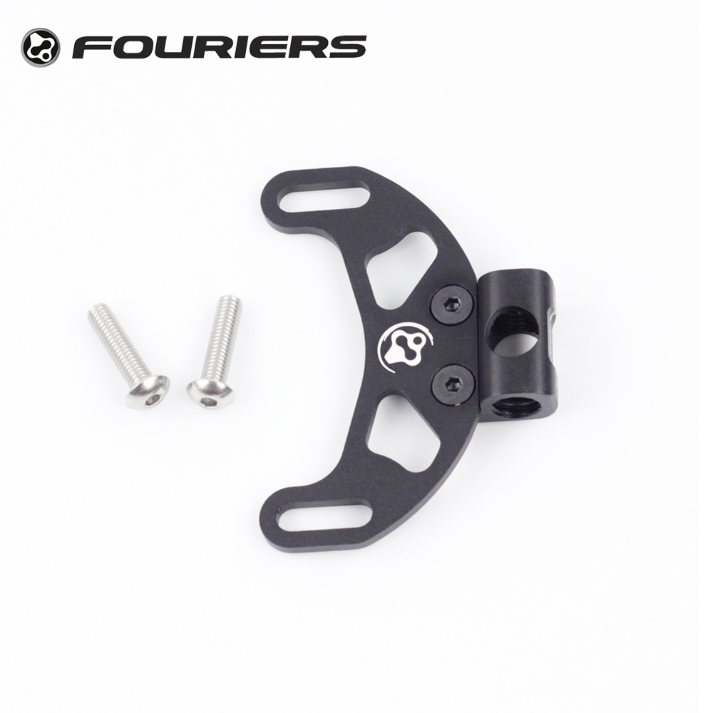 Fouriers Alloy CO2 Cartridge <font><b>Bottle</b></font> Cage <font><b>Mount</b></font> Cycling MTB Road <font><b>Bike</b></font> Water <font><b>Bottle</b></font> CO2 Bracket Holder image