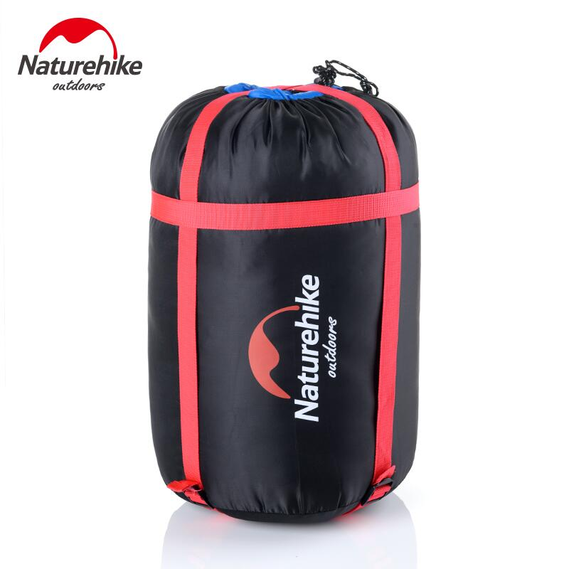 Naturehike Outdoor Camping Sleeping Bag compression stuff sack Lightweight compression sack Storage Carry Bag camping stuff