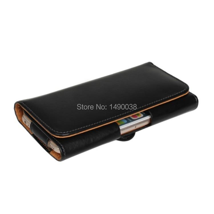 El más nuevo Estuche de la Cintura Funda de Cuero de LA PU Clip de - Accesorios y repuestos para celulares - foto 5