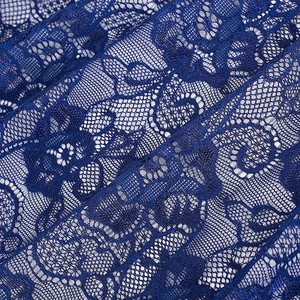 Image 5 - נחמד לנצח בציר רקמת פרח תחרה vestidos סקסי הולו O צוואר אונליין עסקי Pinup נשים התלקחות שמלת A072