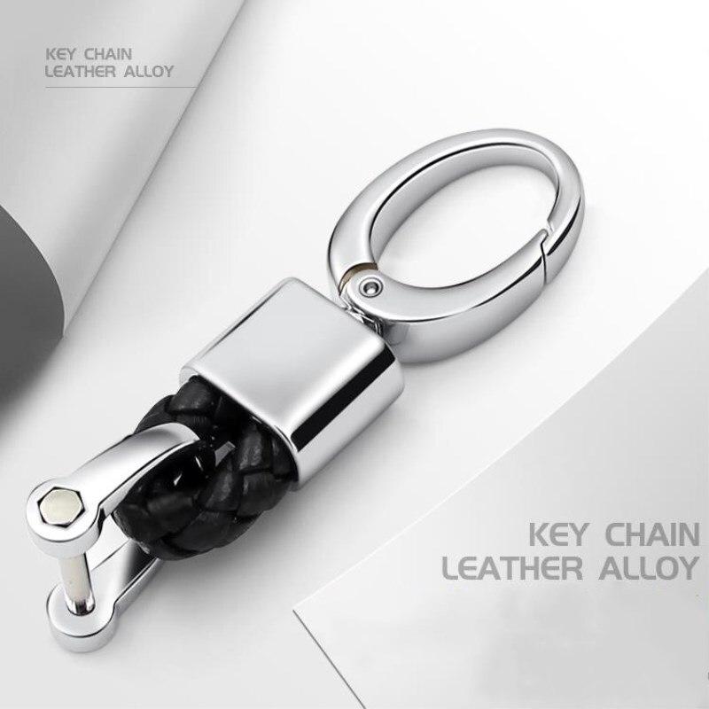 Keyrings & Keyfobs Branded Automotive Merchandise Skoda Leather Keyring Key Chain With Screwdriver With Aluminium Badge