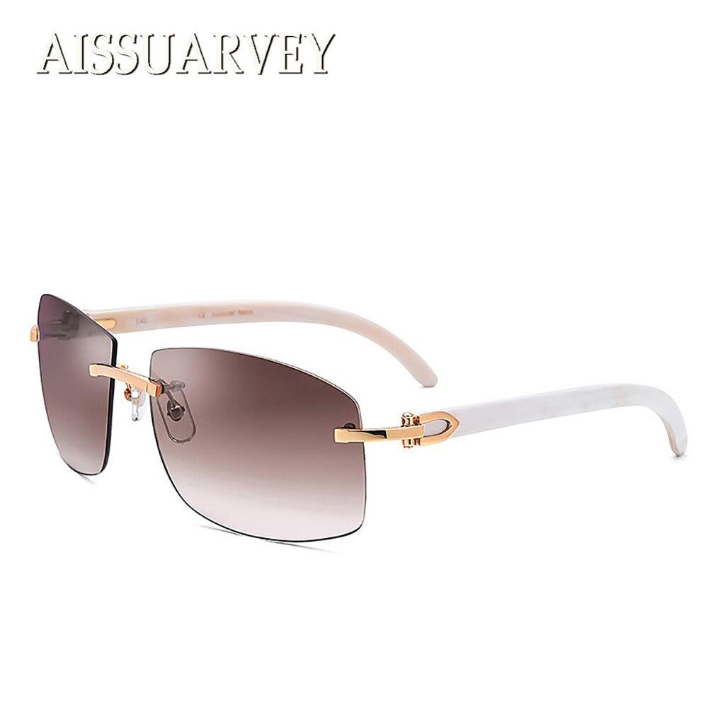2019 High Quality Vintage Big Square Polarized Sunglasses